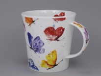 CAIRNGORM Flight of Fancy Butterfly- porcelana