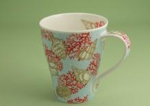 SOLWAY Corali Blue -porcelana