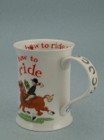 COTSWOLD How to Ride - porcelana