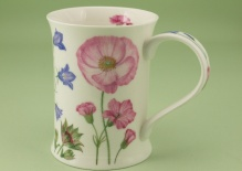COTSWOLD Flower Border Poppy - porcelana