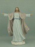 "LP 15234 Figurka porcelanowa ""Jezus"""