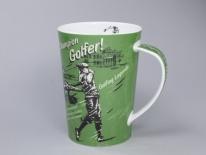 ARGYLL Sports Stars Golfer -porcelana
