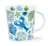 LOMOND -Under The Sea Blue -porcelana