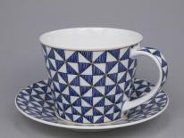 Filiżanka Islay Samarkand Blue -porcelana ( 0,35l )