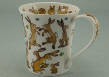 JURA Happy Hares -porcelana