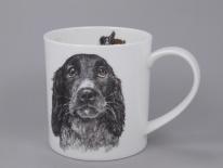 ORKNEY Hannah Longmuir Dog Collection Cocker Spaniel - porcelana