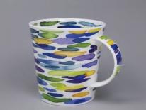 CAIRNGORM Slapdash! Blue -porcelana