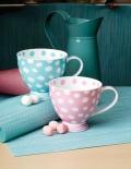 SKYE Dottie Pink -porcelana