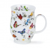 SUFFOLK - Paradise Butterfly - porcelana