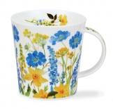 CAIRNGORM -Cottage Border Blue -porcelana