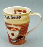 SOLWAY Breaktime Soup -porcelana