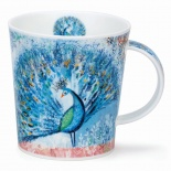 LOMOND - Mystic Wood Peacock - porcelana
