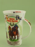 GLENCOE British Horse Racing -porcelana