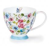 SKYE -Fleurs Blue -porcelana