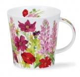 CAIRNGORM -Cottage Border Pink -porcelana