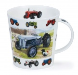 CAIRNGORM -Vintage Collection Vintage Tractors -porcelana