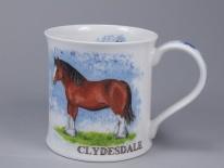 WESSEX Traditional Farm Breeds Horse -porcelana