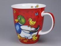 NEVIS Barmy Farmy Duck -porcelana