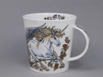 CAIRNGORM Mythicos Unicorn -porcelana