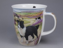 NEVIS Country Life Dog - porcelana