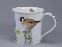 BUTE Birdwatch Goldfinch -porcelana