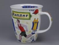 NEVIS Fast Movers Runner -porcelana