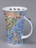 GLENCOE Animal World -porcelana