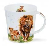 CAIRNGORM -Serengeti Lion -porcelana