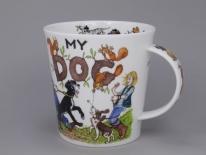 CAIRNGORM My Dog-porcelana
