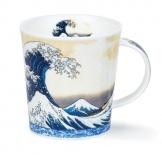 LOMOND -Ukiyo-e Wave -porcelana