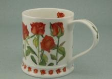 IONA Garden Flowers Roses -porcelana