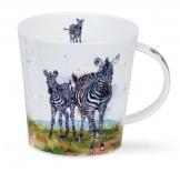 CAIRNGORM -Serengeti Zebra -porcelana