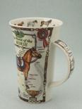 GLENCOE World of the Horse -porcelana