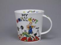 CAIRNGORM My Workout-porcelana