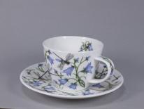 TEACUP Dovedale Harebell -porcelana (0,2 l)