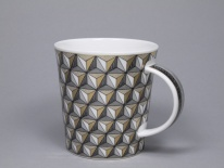 LOMOND Marrakesh Triangles -porcelana