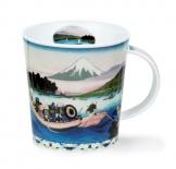 LOMOND -Ukiyo-e Boat -porcelana
