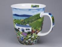 NEVIS Sea View Cottage -porcelana
