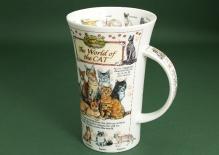 GLENCOE World of the Cat -porcelana