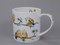 ORKNEY Fmeathered Friends Blossom- porcelana