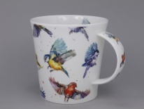 CAIRNGORM Flight of Fancy Bird- porcelana