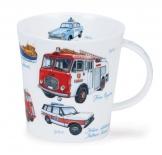 CAIRNGORM -Emergency Services -porcelana
