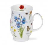 SUFFOLK -Nature's Notebook Iris -porcelana