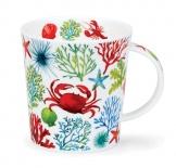 LOMOND -Under The Sea Red -porcelana