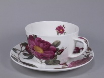 BREAKFAST Blenheim Damascena - porcelana 0,45 l