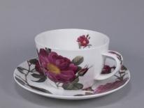BREAKFAST Blenheim Damascena -porcelana 0,45 l